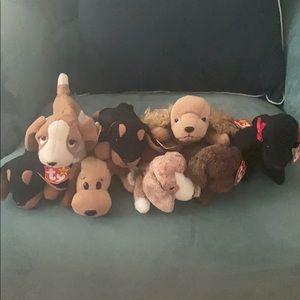 Beanie Babies - Dog Bundle